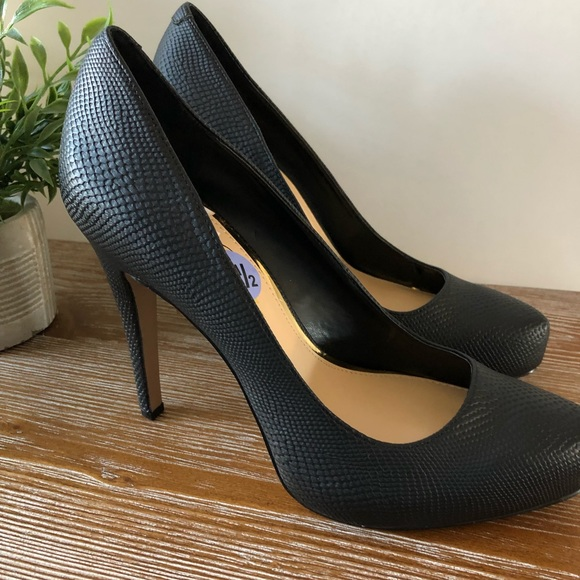 12a1cc78b Jessica Simpson Shoes   Parisah Platform Heels Size 85   Poshmark